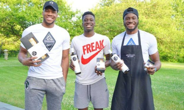 Giannis Antetokounmpo family and GFG join forces